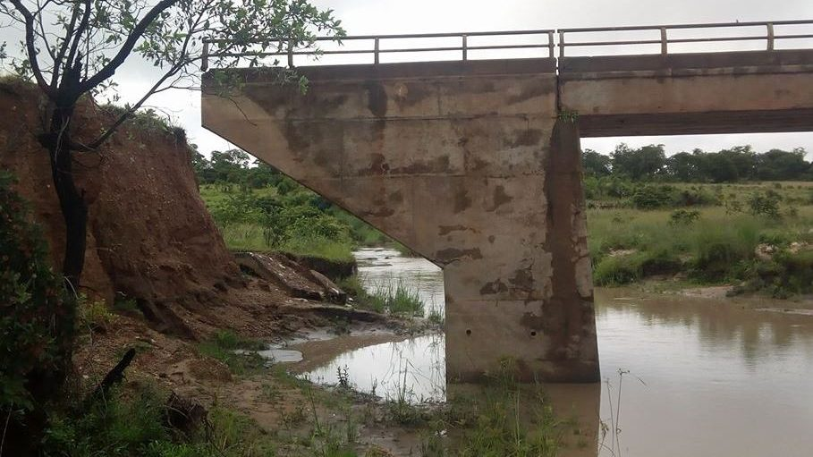 Residents cry foul over uncompleted Nalubumba Bridge in Kalomo
