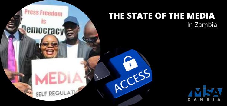Protect the media- MISA Zambia