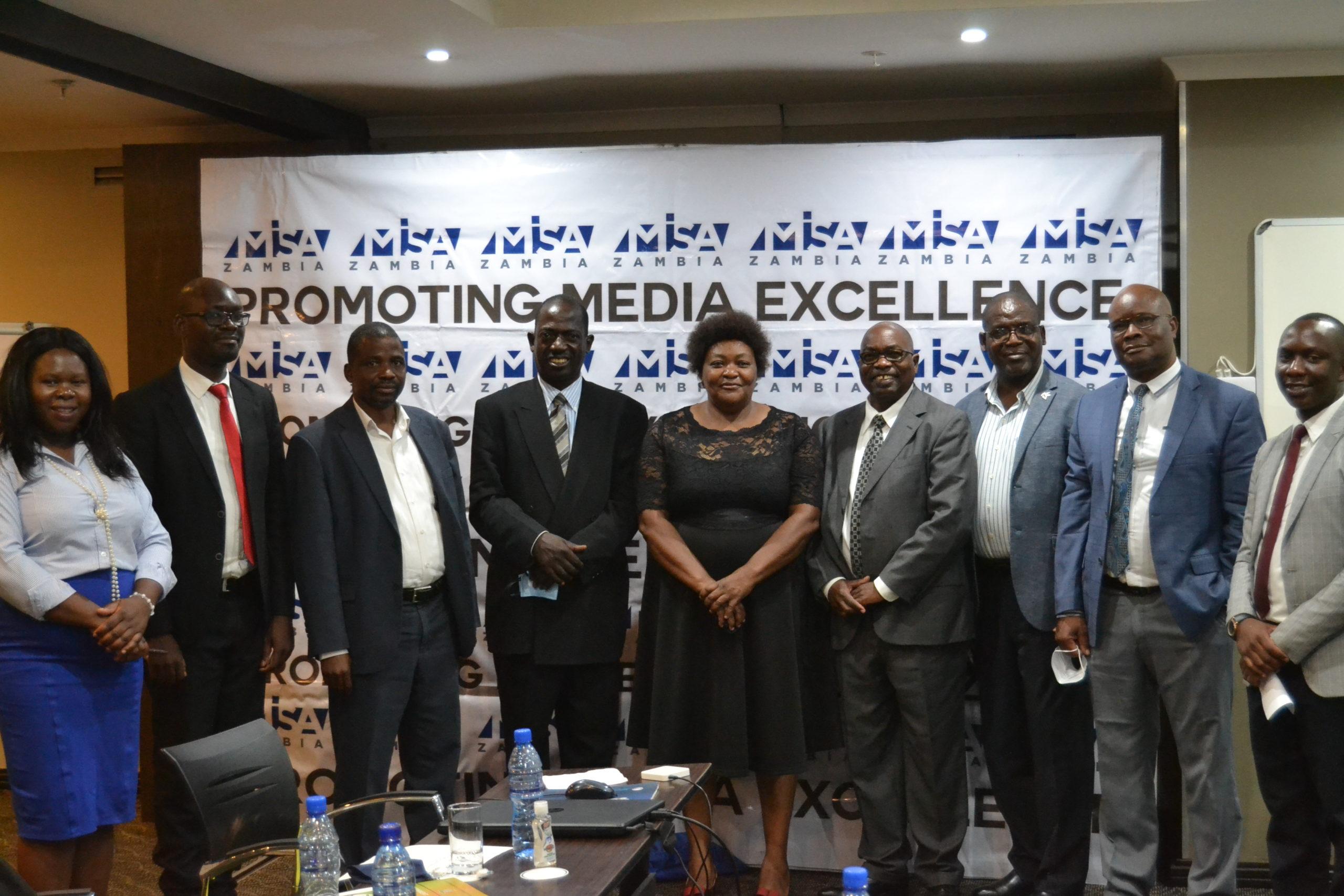 Free media is crucial to development: MISA Zambia