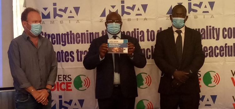 Government commends MISA for championing professional election reporting